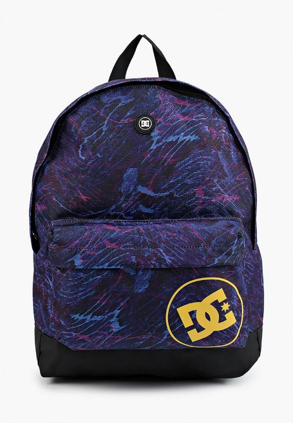 женский рюкзак dc shoes, разноцветный