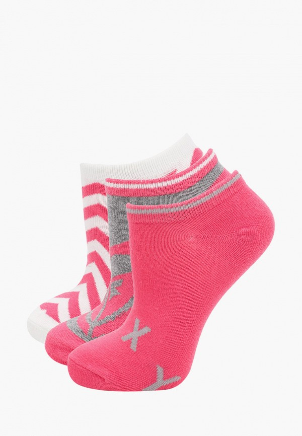 женские носки roxy, разноцветные