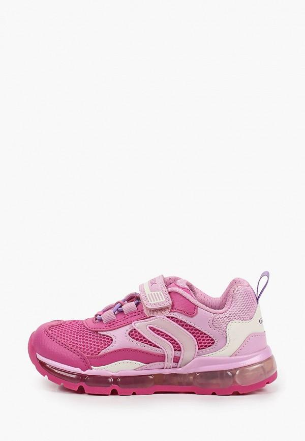 Кроссовки для девочки Geox J1545D014BUC8230