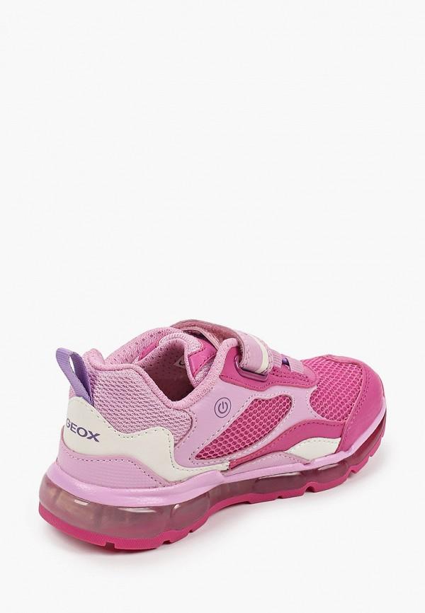 Кроссовки для девочки Geox J1545D014BUC8230 Фото 3