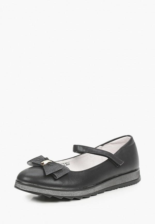 Туфли для девочки Kenkä RWP_8919-04_black Фото 2