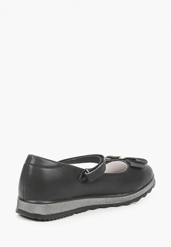 Туфли для девочки Kenkä RWP_8919-04_black Фото 3