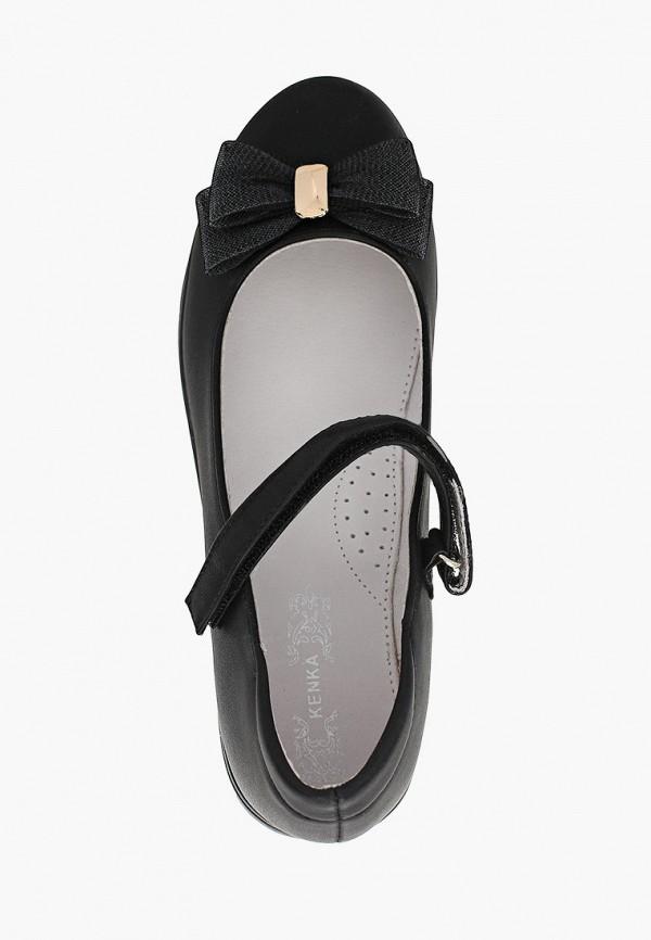 Туфли для девочки Kenkä RWP_8919-04_black Фото 4