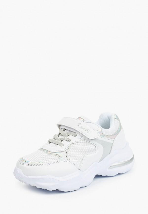 Кроссовки для девочки Kenkä VXP_20-106_white Фото 2