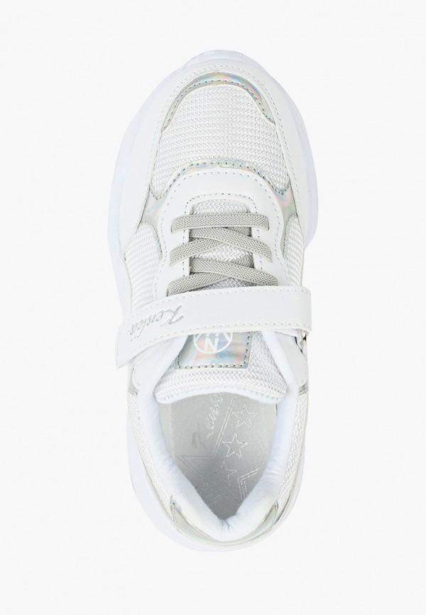 Кроссовки для девочки Kenkä VXP_20-106_white Фото 4