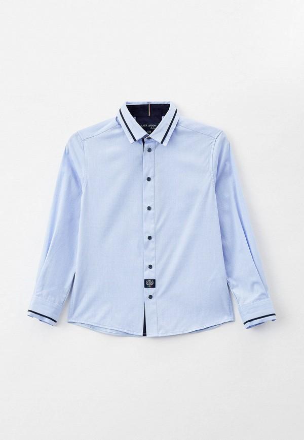 Рубашка для мальчика Silver Spoon SSFSB-128-14154-356