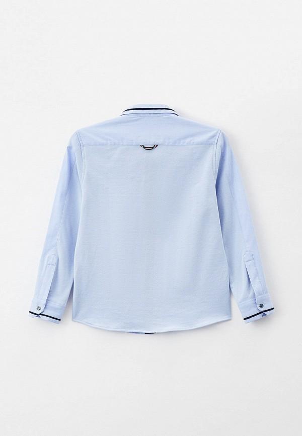 Рубашка для мальчика Silver Spoon SSFSB-128-14154-356 Фото 2