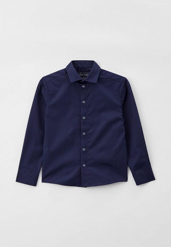 Рубашка для мальчика Silver Spoon SSFSB-129-18042-300