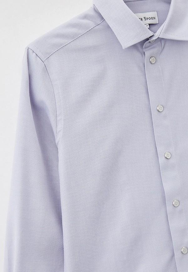 Рубашка для мальчика медицинская Silver Spoon SSFSB-129-18042-807 Фото 3