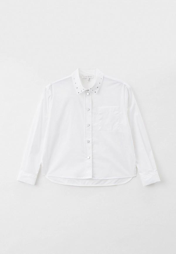 Рубашка для девочки Silver Spoon SSFSMG-129-22603-200