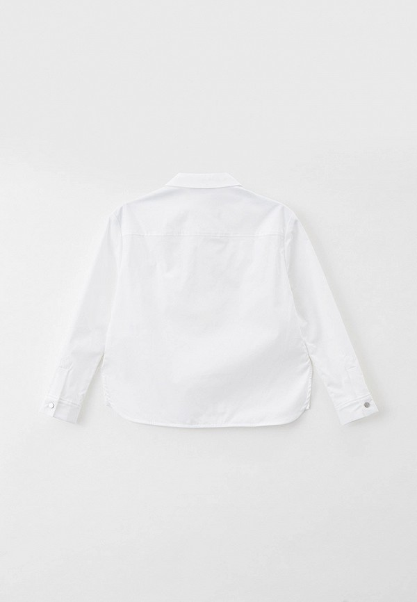 Рубашка для девочки Silver Spoon SSFSMG-129-22603-200 Фото 2