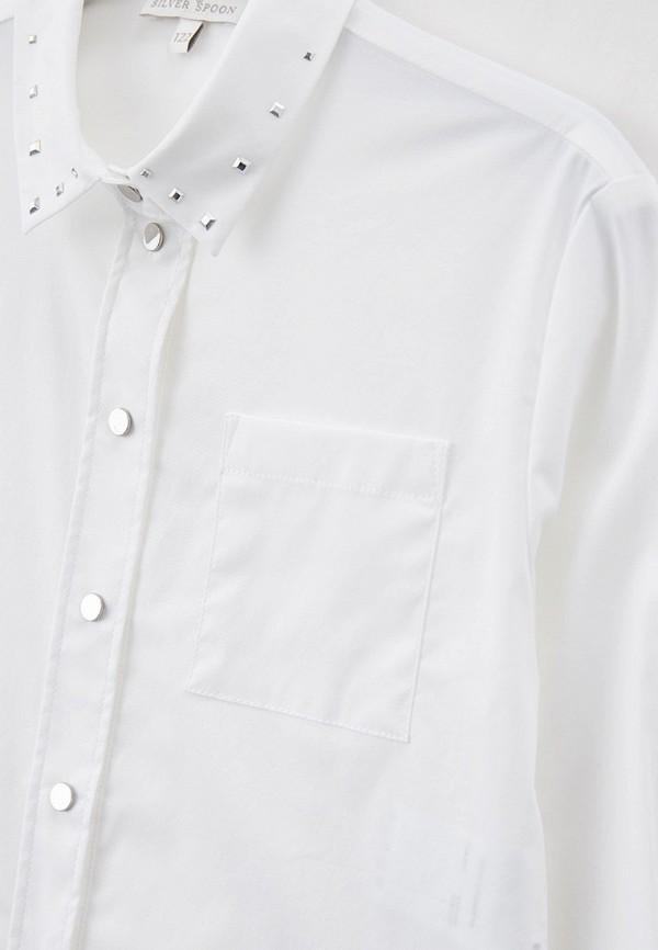 Рубашка для девочки Silver Spoon SSFSMG-129-22603-200 Фото 3