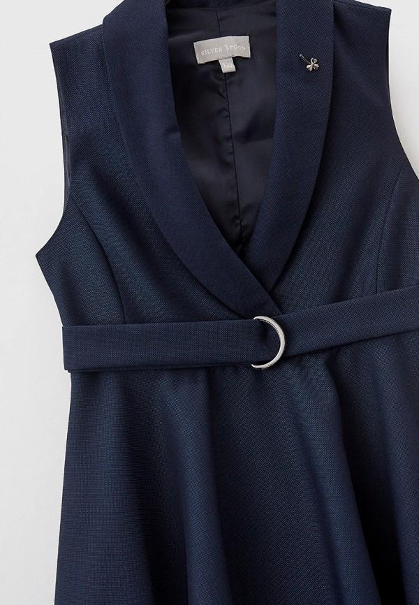 Платья для девочки Silver Spoon SSFSRG-129-23703-317 Фото 3