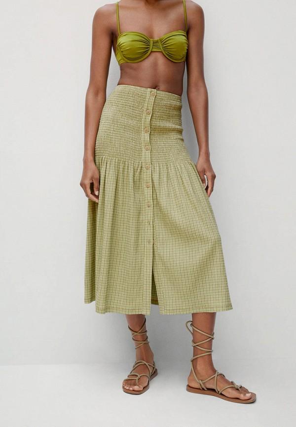 женская юбка mango