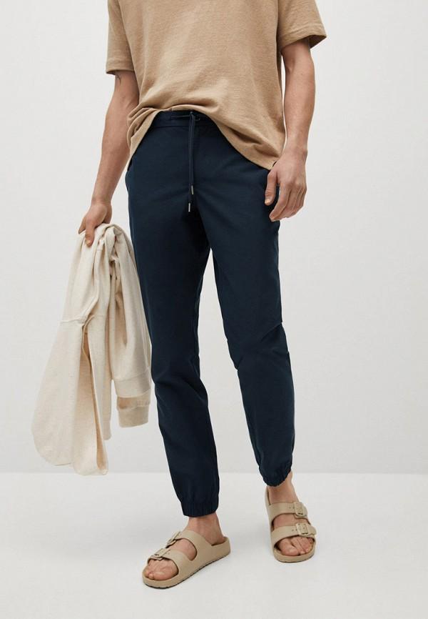 мужские брюки mango man