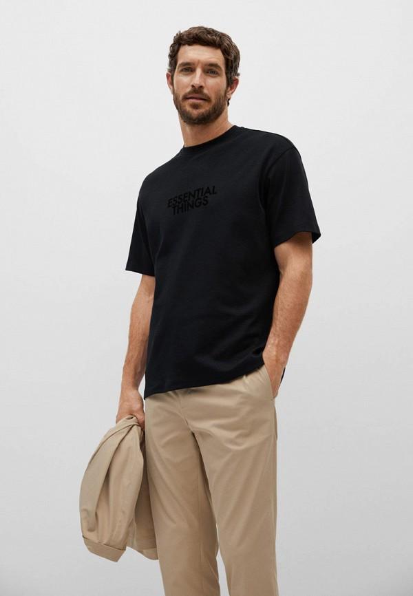 мужская футболка mango man
