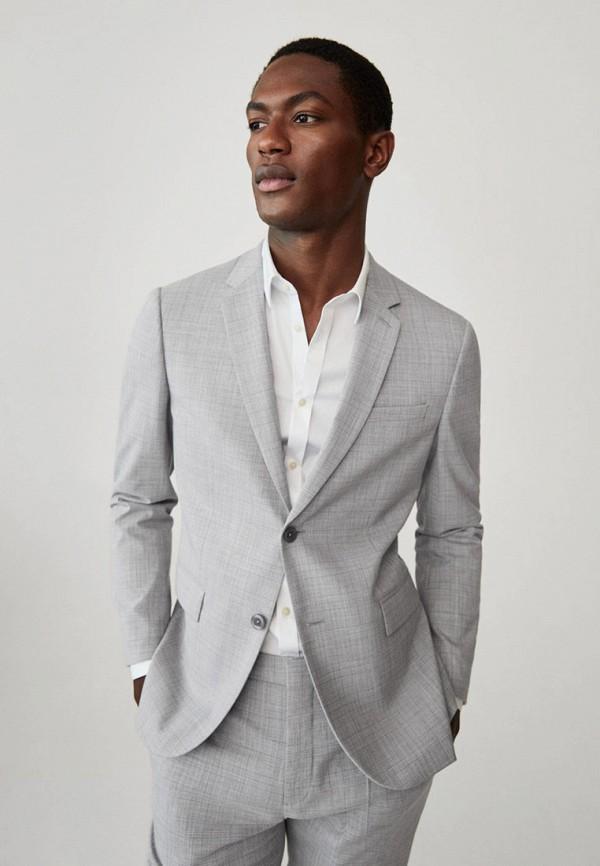 мужской пиджак mango man