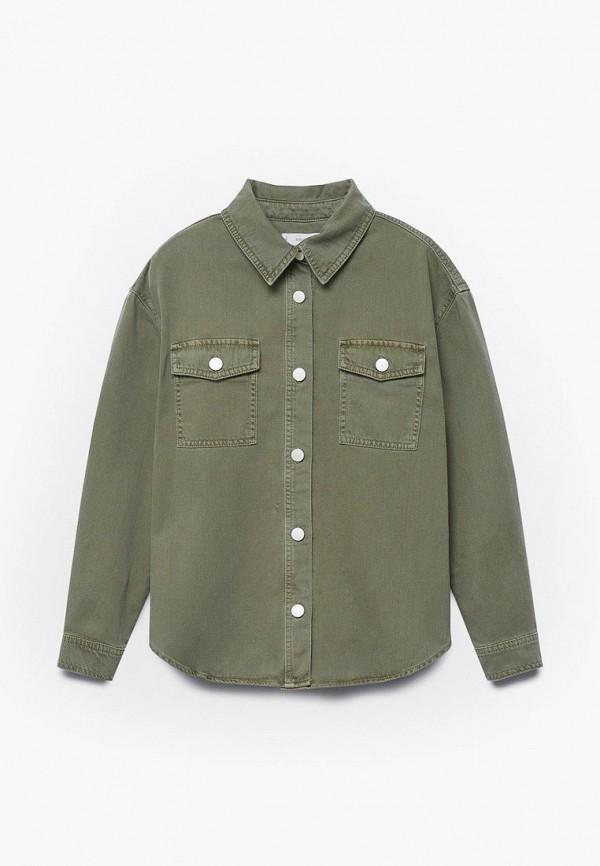 Рубашка для девочки Mango Kids 87097885