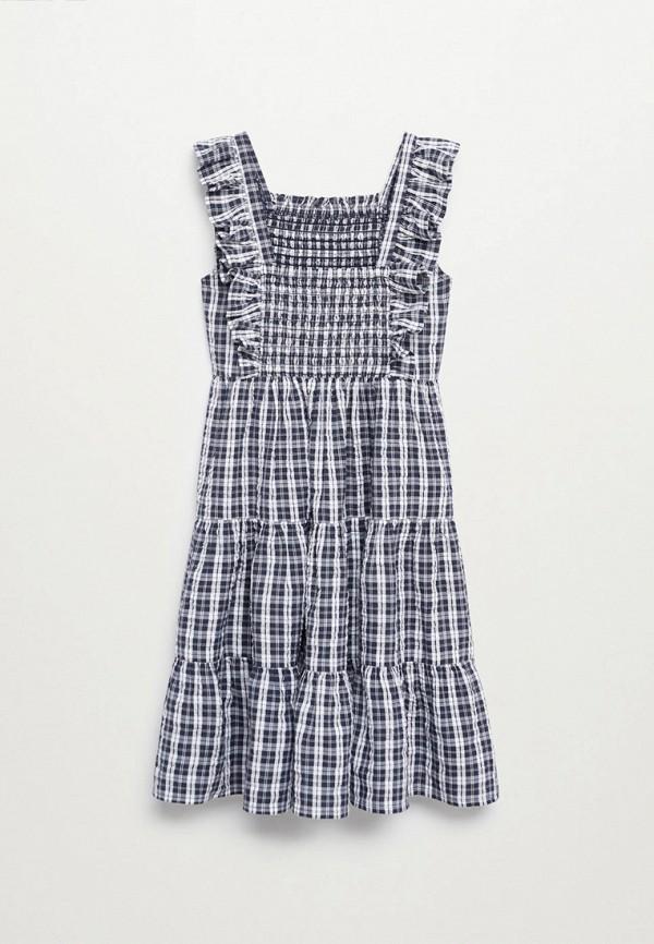 Платья для девочки Mango Kids 87077634 Фото 2