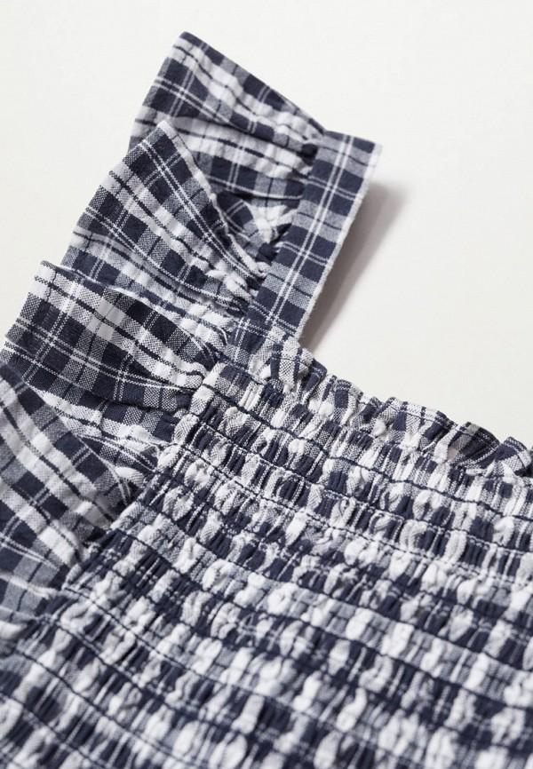 Платья для девочки Mango Kids 87077634 Фото 3