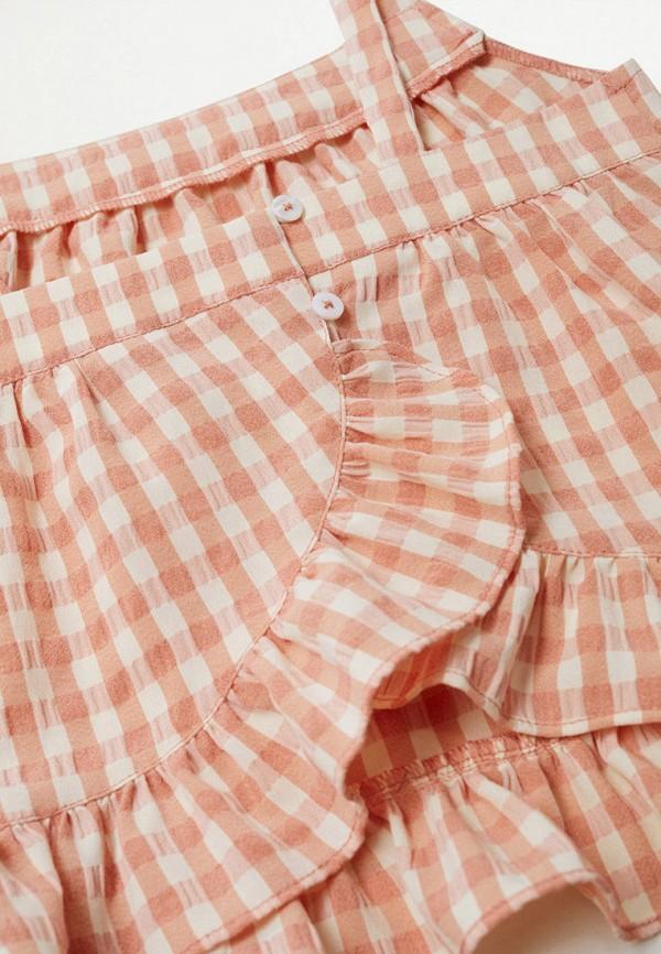 Топ для девочки Mango Kids 87097630 Фото 3