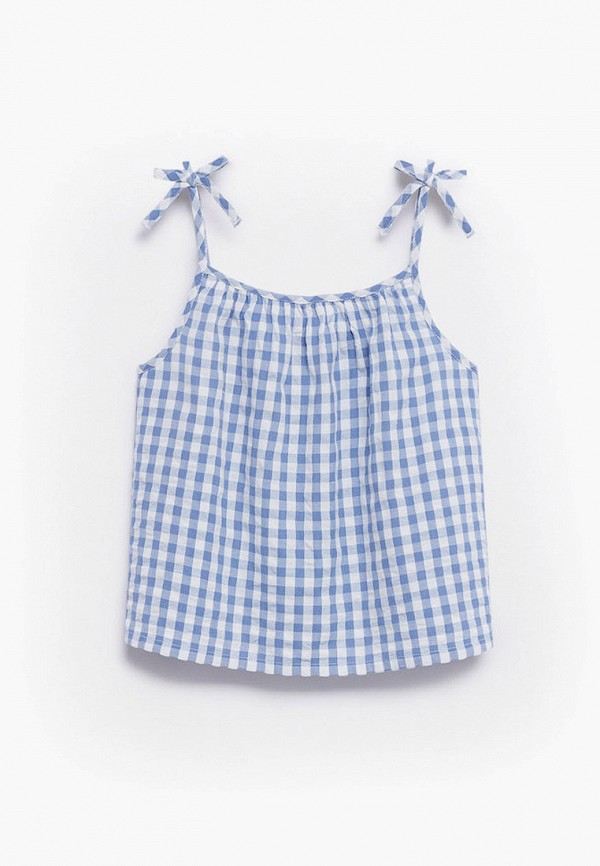 блузка mango kids для девочки