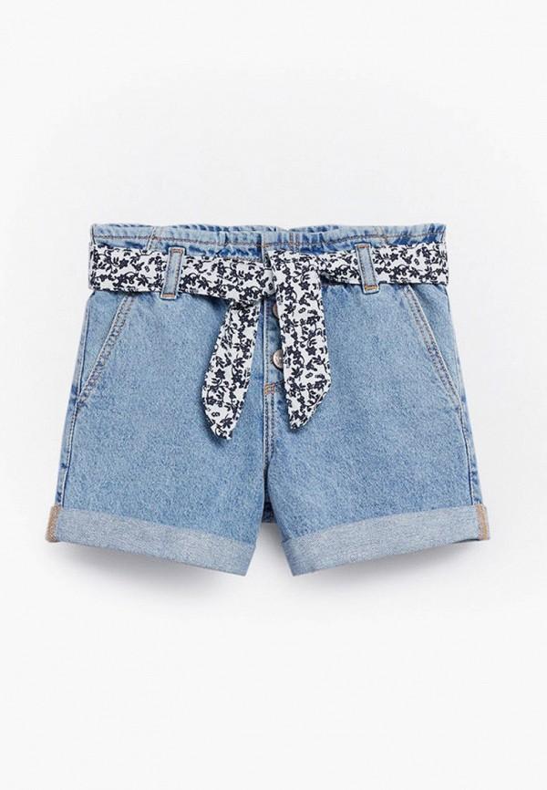 Шорты для девочки джинсовые Mango Kids 87026705