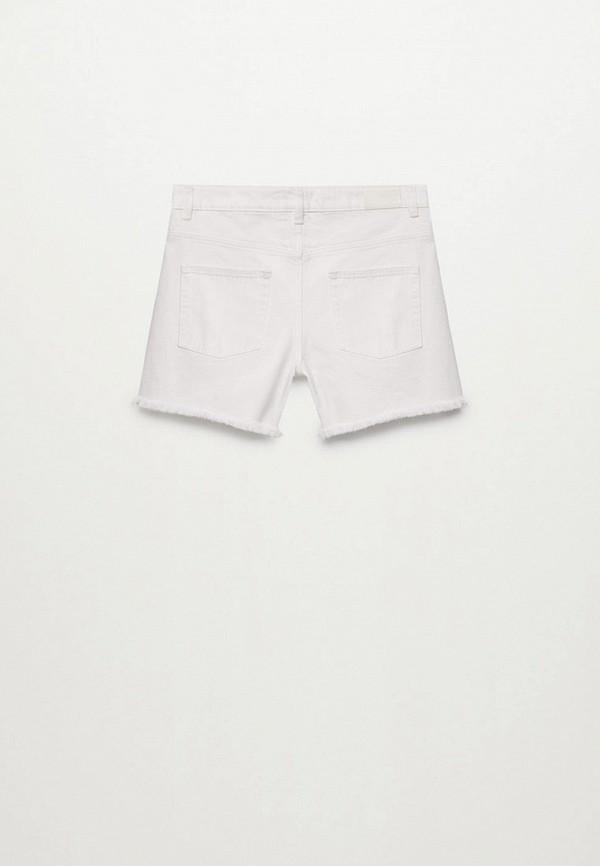 Шорты для девочки джинсовые Mango Kids 87065693 Фото 2