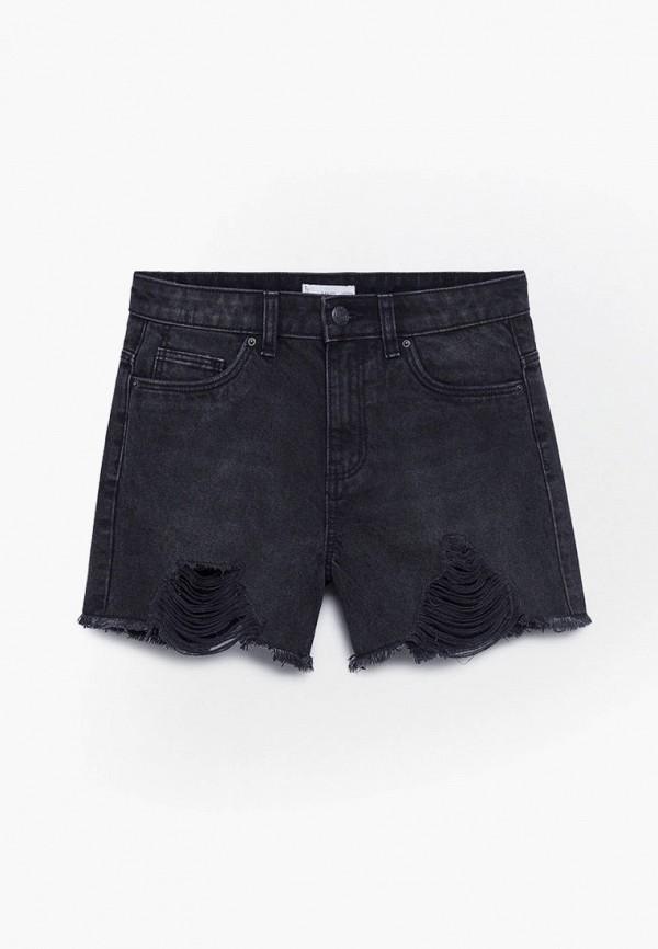 Шорты для девочки джинсовые Mango Kids 87065693