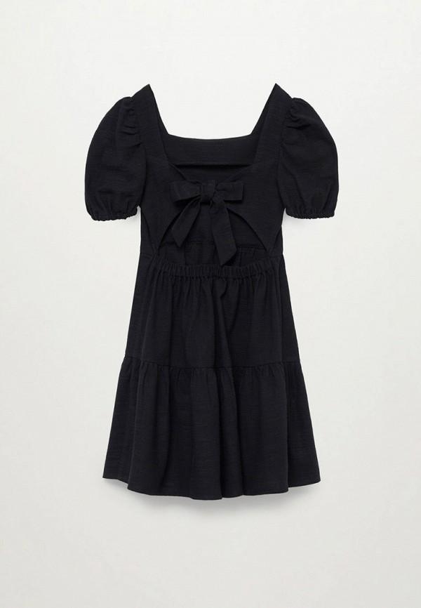 Платья для девочки Mango Kids 87097631 Фото 2