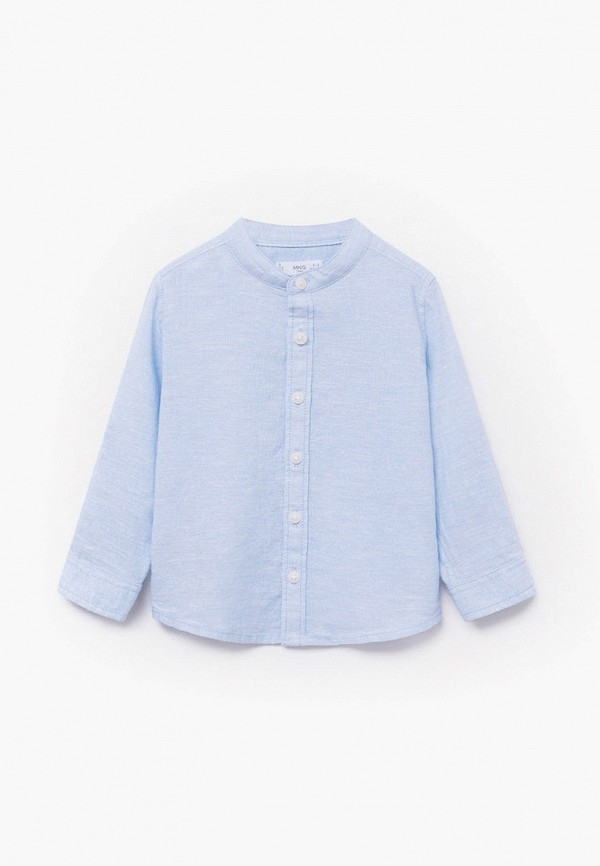 рубашка mango kids для мальчика