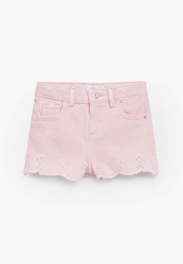 шорты mango kids для девочки