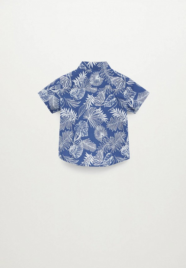 Рубашка для мальчика Mango Kids 87028256 Фото 2
