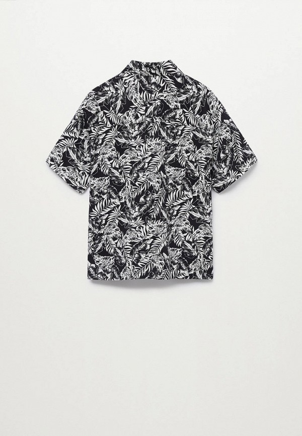 Рубашка для мальчика Mango Kids 87017638 Фото 2