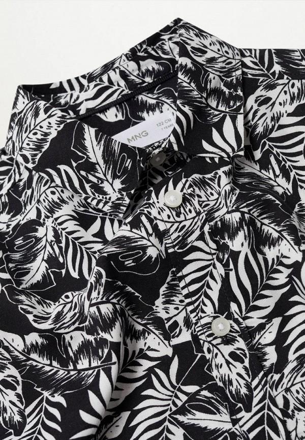 Рубашка для мальчика Mango Kids 87017638 Фото 3