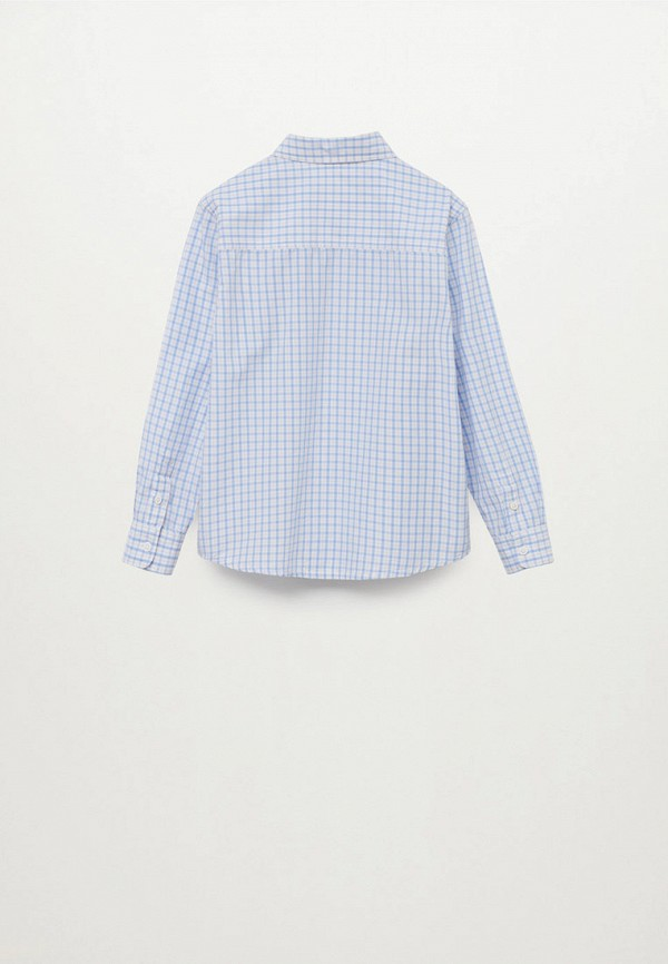 Рубашка для мальчика Mango Kids 87056324 Фото 2