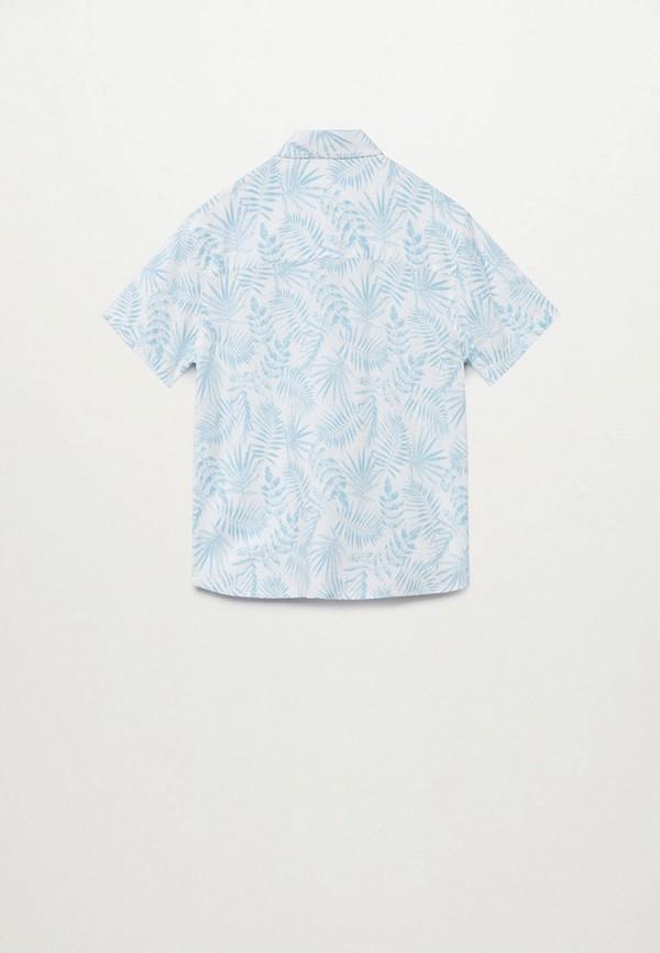 Рубашка для мальчика Mango Kids 87057882 Фото 2
