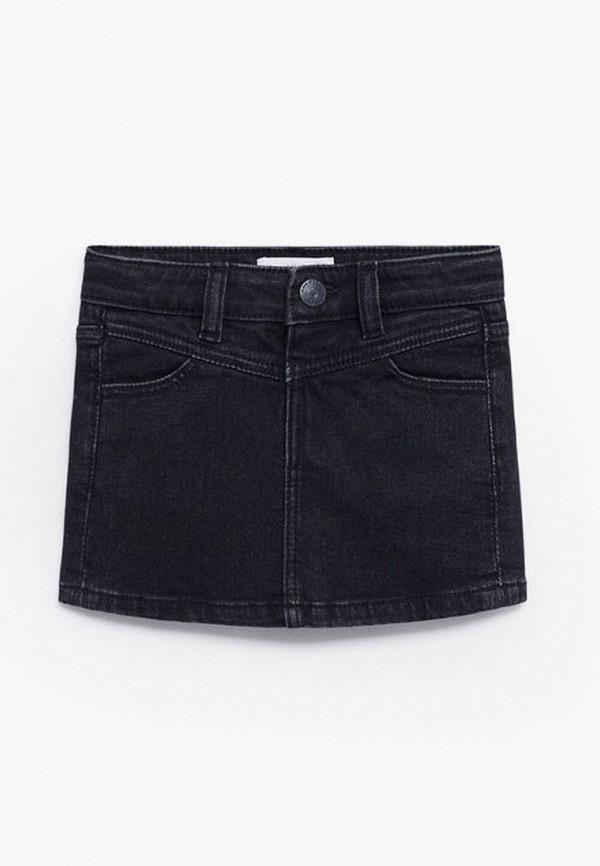 Юбка для девочки джинсовая Mango Kids 87065912