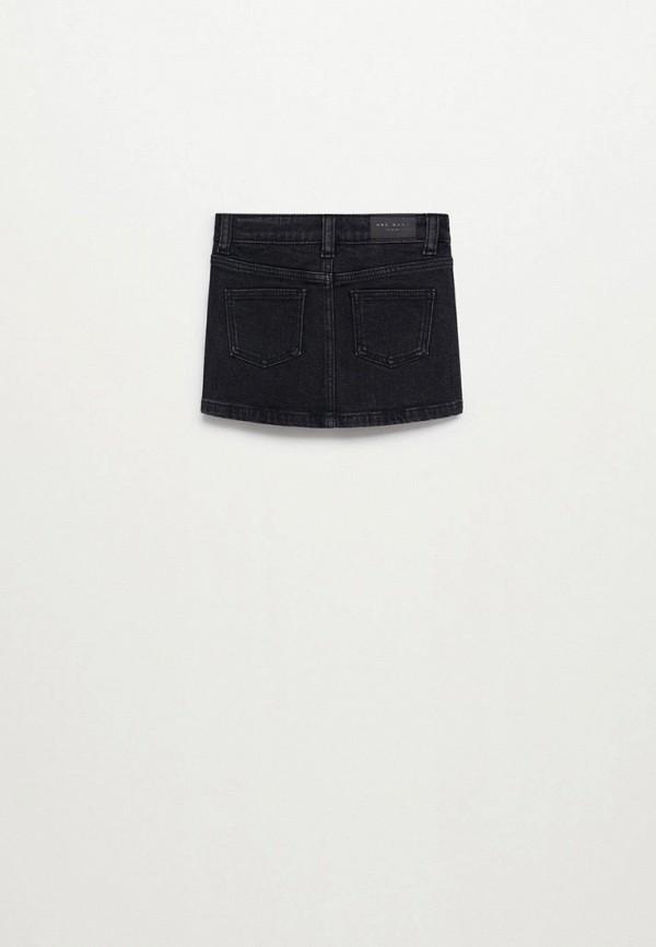 Юбка для девочки джинсовая Mango Kids 87065912 Фото 2