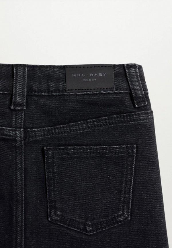 Юбка для девочки джинсовая Mango Kids 87065912 Фото 3