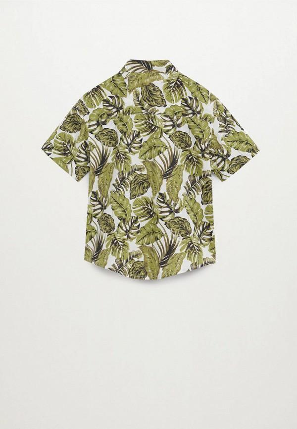 Рубашка для мальчика Mango Kids 87067141 Фото 2