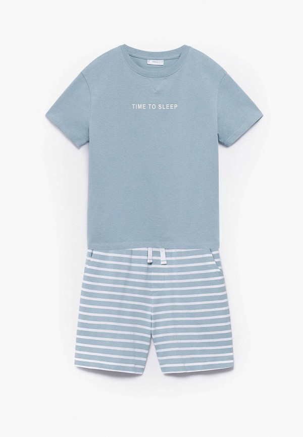 пижама mango kids для мальчика