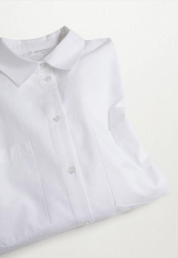 Рубашка для девочки Mango Kids 87036709 Фото 3