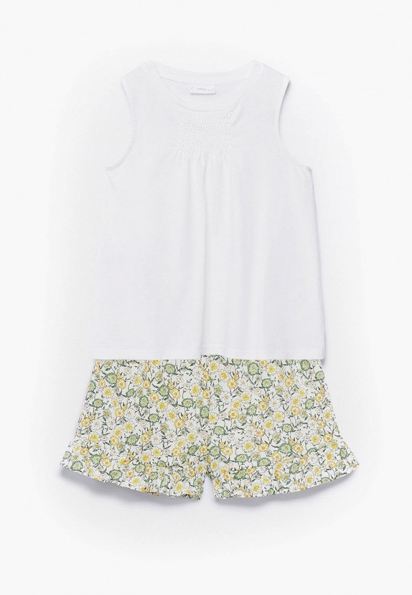 пижама mango kids для девочки