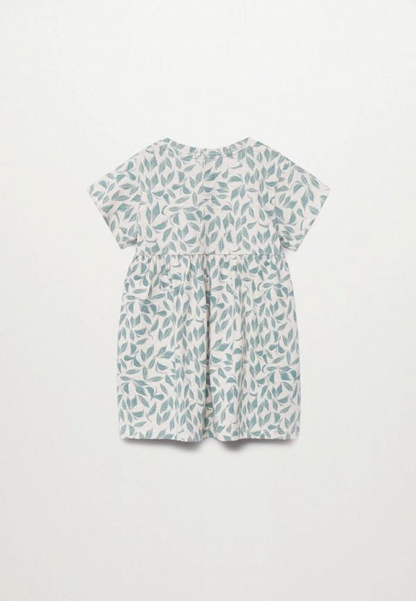 Платья для девочки Mango Kids 87047638 Фото 2