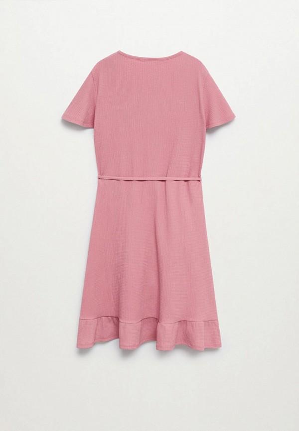 Платья для девочки Mango Kids 87087884 Фото 2