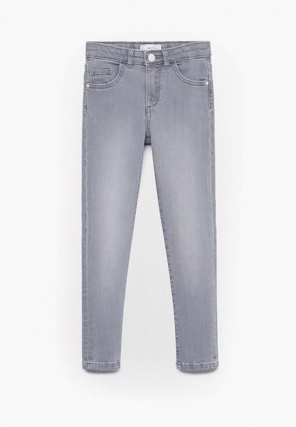 джинсы скинни mango kids для девочки