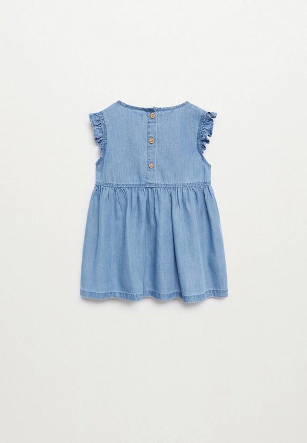 Платья для девочки Mango Kids 87096707 Фото 2