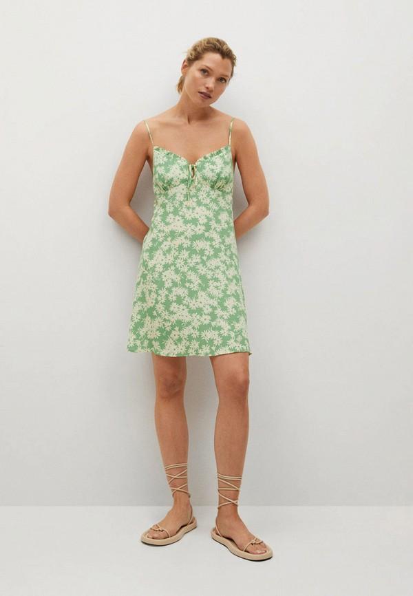 женское платье mango