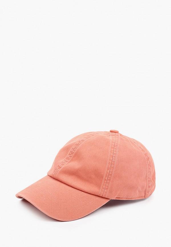 мужская бейсболка gap, оранжевая